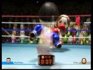 Elisa Vs Boxing