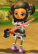 Non-boss Black Armor
