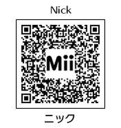 HEYimHeroic 3DS QR-026 Nick