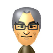 HEYimHeroic 3DS FACE-025 Kentaro