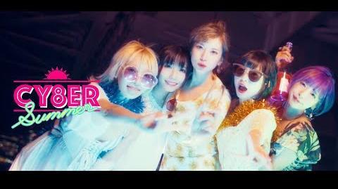 CY8ER - サマー (Official Music Video)