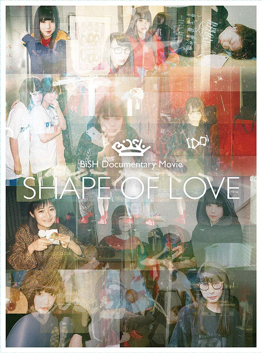 "BiSH Documentary Movie ""SHAPE OF LOVE"""