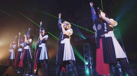 EMPiRE EMPiRE originals NEXT EDiTiON TOUR FiNAL at マイナビBLITZ赤坂
