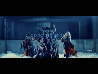 GO_TO_THE_BEDS「マジ神」Music_Video