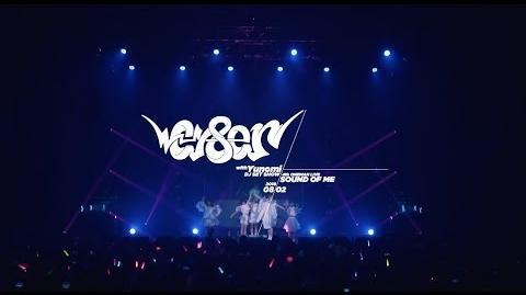 CY8ER - グルグルコンティニュー (Official Live Video) 2018.8.2 新木場COAST