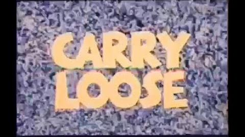 CARRY LOOSE (Digital Single)