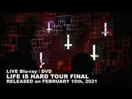 PEDRO-LIVE Blu-ray&DVD「LIFE IS HARD TOUR FINAL」&「SOX & TRUCKS & ROCK & ROLL TOUR」-OFFICIAL TRAILER-
