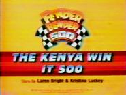 The Kenya Win It 500 Title Card