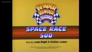 Space Race 500 Title Card