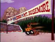 Rush to Rushmore 500 Finish