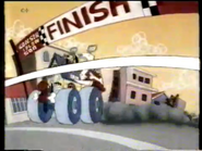 The Cow Sow and Plow 500 Finish