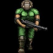 DoomRPG2 Stan Blazkowicz