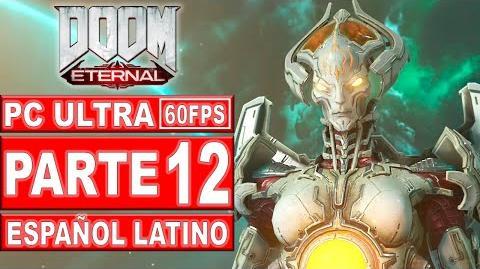 12-Doom Eternal Gameplay Español Latino - No Comentado (PC Ultra)