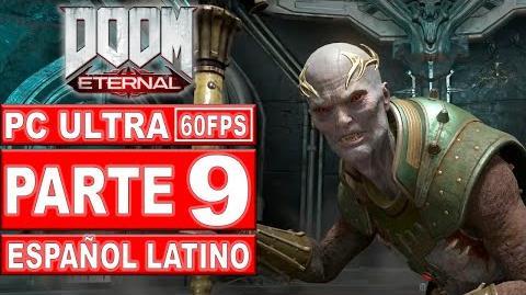 09-Doom Eternal Gameplay Español Latino - No Comentado (PC Ultra)
