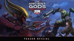 DOOM Eternal – The Ancient Gods, primera parte (avance)