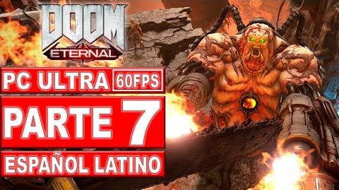 07-Doom Eternal Gameplay Español Latino - No Comentado (PC Ultra)