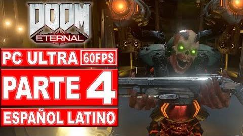 04-Doom Eternal Gameplay Español Latino - No Comentado (PC Ultra)