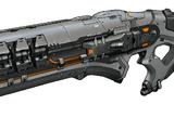 Arma de rayos (D4 MJ)