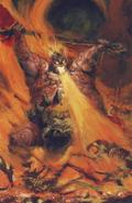 Warhammer Ogre Firebellies