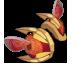 Royal Whirly Epaulettes
