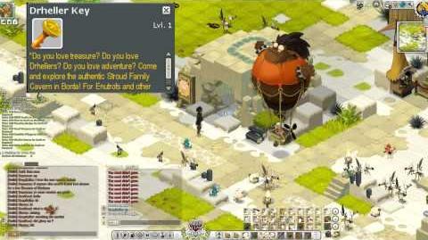 Wakfu Drheller Dungeon Info