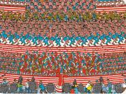 Where s Wally Postcard OWP 17 grande