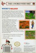 Where's Waldo (1991) - Back Cover