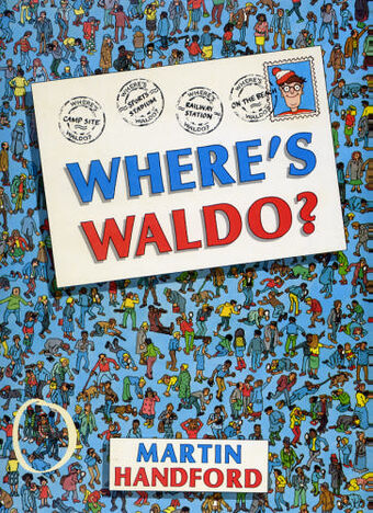 Where's Waldo? | Waldo Wiki | Fandom