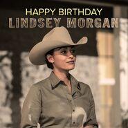 HBD Lindsey Morgan