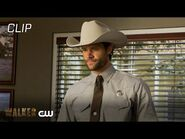 Walker - Season 3 Episode 2 - Walker & Captain James Scene - The CW