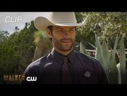 Walker - Season 1 Episode 4 - Walker & Micki Floriana Scene - The CW