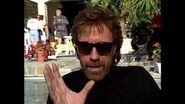Walker, Texas Ranger Chuck Norris Exclusive TV Interview Part 2