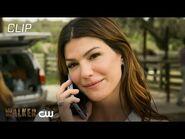 Walker - Season 1 Episode 12 - Emily's Final Goodbye Scene - The CW