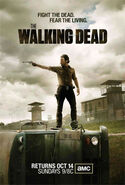 TWD S3 Poster