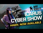 War Robots EVENT- ICARUS CYBER SHOW 💥