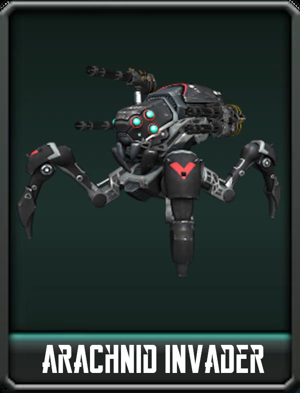 Invader/Arachnid Invader