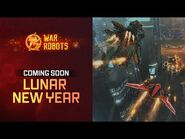 War Robots Lunar New Year Event - coming soon with WR update 4