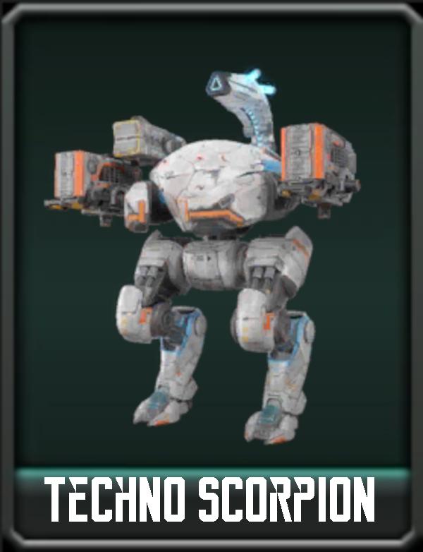 Scorpion/Techno Scorpion