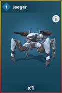 Jaeger Card