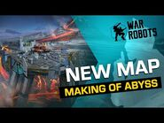 -NEW MAP- Making of ABYSS 🕳 - War Robots DevTales -1