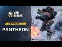 WR Overview- Pantheon New Robots Ares Hades Nemesis - War Robots