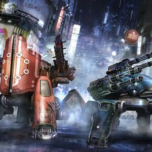 War Robots Wallpapers War Robots Wiki Fandom
