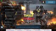 War Robots - Clan Armada Española Mejor batalla del directo del 30-05 - RocksGaming