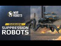 Rayker Blitz Invader - Overview - War Robots
