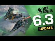 DRONES + Rebalance - War Robots UPDATE 6