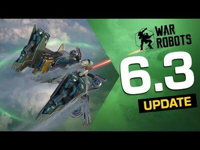 DRONES_+_Rebalance_-_War_Robots_UPDATE_6.3_Overview