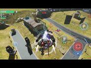 FFAmode hawk bulwark Arthur game play