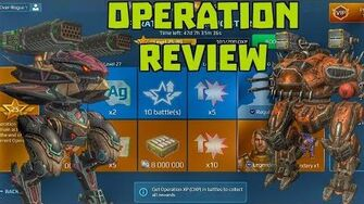 """WR_Update_5.3_-_New_Feature_Operation_""""Gathering_Storm""""_Review_War_Robots"""