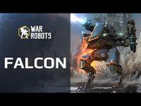 War Robots new 🔥 robot FALCON in WR update 3