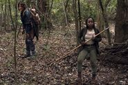 10x17 Daryl and Maya